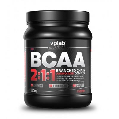 Аминокислоты VPlab BCAA 2:1:1 (500 гр)