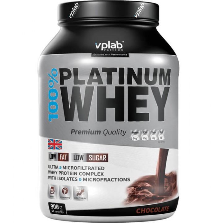 Протеин VPlab 100% Platinum Whey (920 гр)