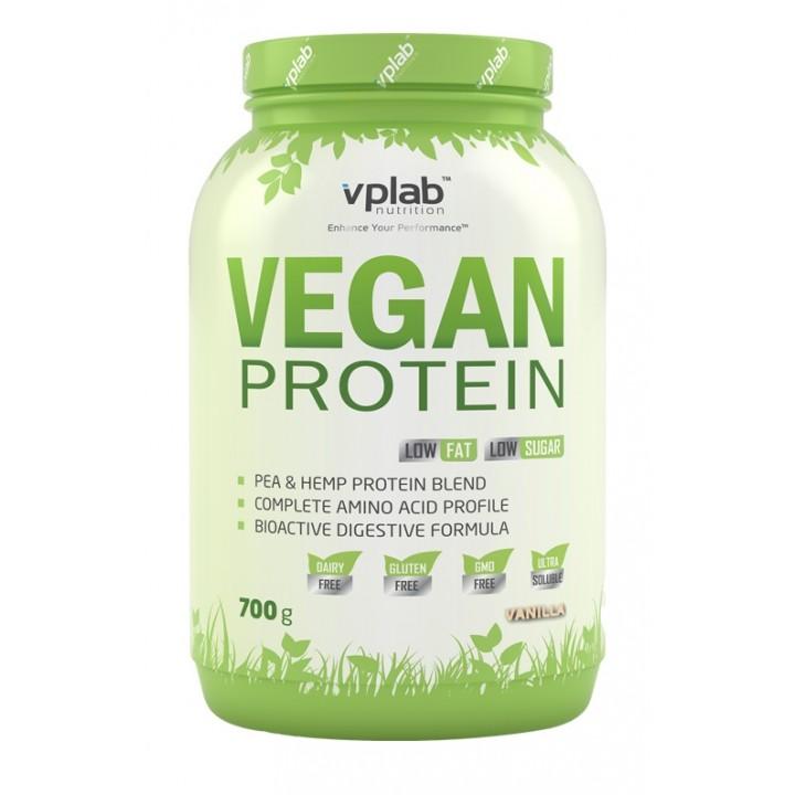 Протеин растительный VPlab Vegan Protein