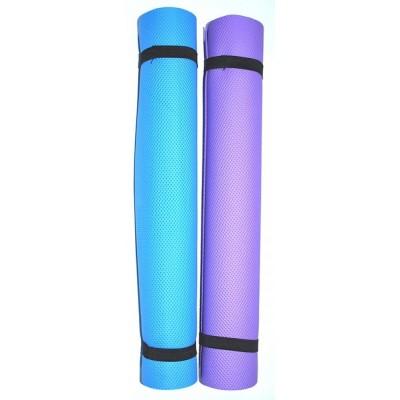 Коврик для йоги KB6103 (170х61х0,3 см)