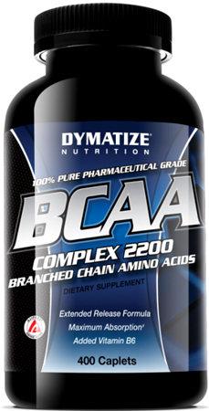 Dymatize BCAA Complex 2200 (400 капсул)