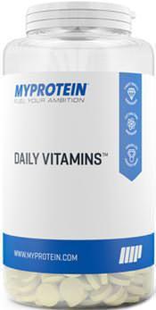 Витамины Daily Vitamins от Myprotein