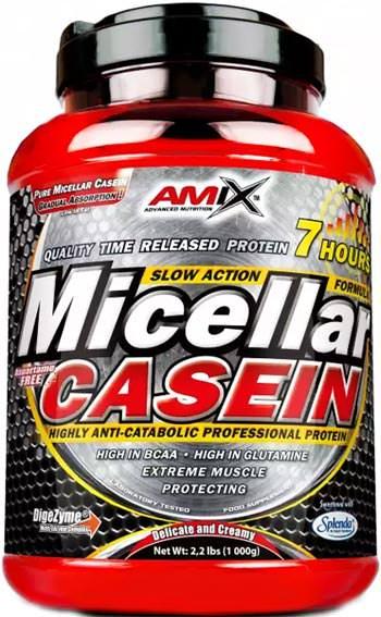Казеин Micellar Casein от Amix