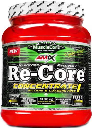 Посттренировочный комплекс MuscleCore Re-Core Concentrate от Amix