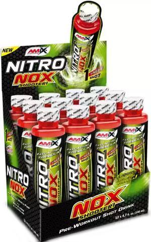 Предтренировочный комплекс NitroNox Shooter от Amix