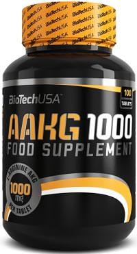 Аргинин альфа-кетоглютарат AAKG 1000 от BioTech USA