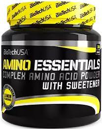 Незаменимые аминокислоты Amino Essentials от BioTech USA