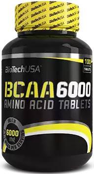 BCAA 6000 от BioTech USA