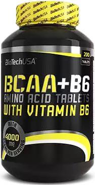 BCAA + B6 от BioTech USA