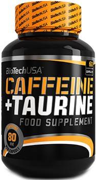 Caffeine + Taurine от BioTech USA