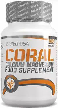 Coral Calcium Magnesium от BioTech USA