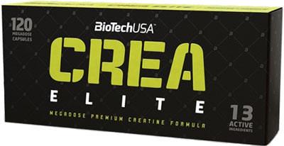 Креатин Crea Elite от BioTech USA