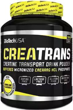 Креатин CreaTrans от BioTech USA