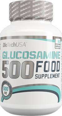 Glucosamine 500 от BioTech USA