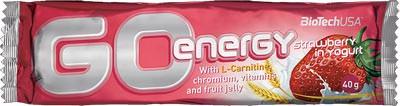 Энергетический батончик Go Energy Bar от BioTech USA