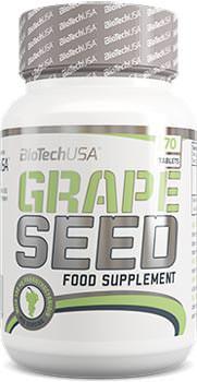 Экстракт виноградных косточек Grape Seed от BioTech USA