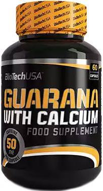 Guarana with Calcium от BioTech USA