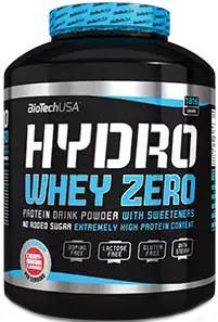 Сывороточный гидролизат Hydro Whey Zero от BioTech USA