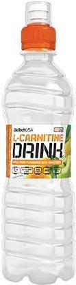 Напиток с карнтином BioTech USA L-Carnitine Drink