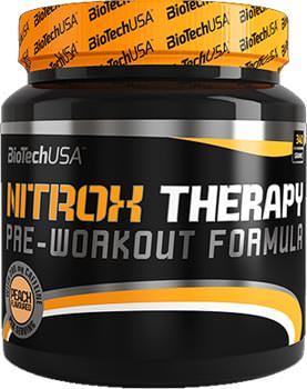 Предтренировочный комплекс Nitrox Therapy от BioTech USA