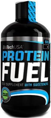 Жидкий гидролизат белков Protein Fuel от BioTech USA