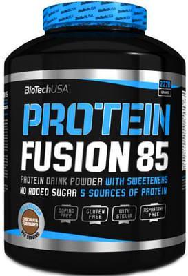 Многокомпонентный протеин Protein Fusion 85 от BioTech USA