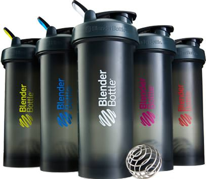 Шейкер Pro45 от Blender Bottle