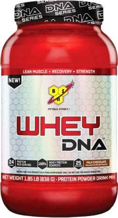 Сывороточный протеин Whey DNA от BSN