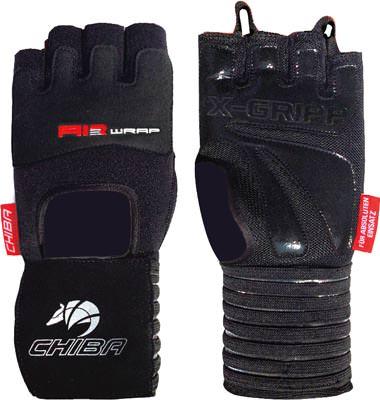 Тренировочные перчатки Airwrap от Chiba
