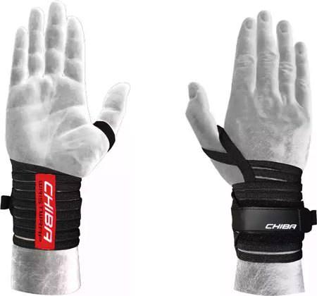 Кистевой бандаж Hand Bandage Pro от Chiba