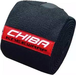 Коленный бандаж Knee Bandage Black Line от Chiba
