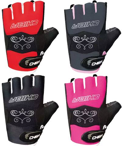 Женские перчатки для фитнеса Lady Diamond от Chiba