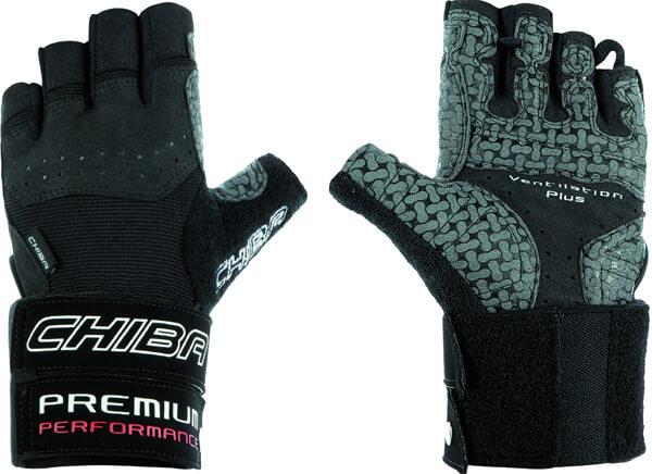 Спортивные перчатки Premium Line Premium Wristguard от Chiba
