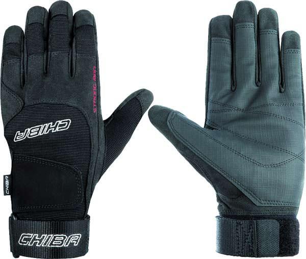Спортивные перчатки Strongman Line Gripper от Chiba