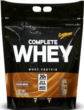 Сывороточный протеин Complete Whey 4,54 кг от CytoSport
