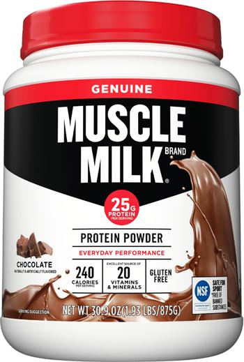Сывороточный протеин Muscle Milk 100% Whey от CytoSport