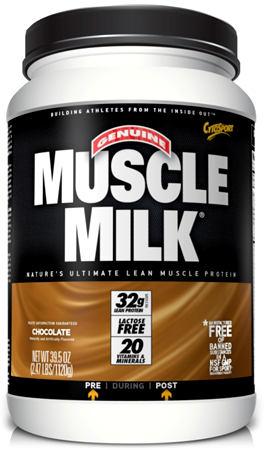 Протеин Muscle Milk от CytoSport