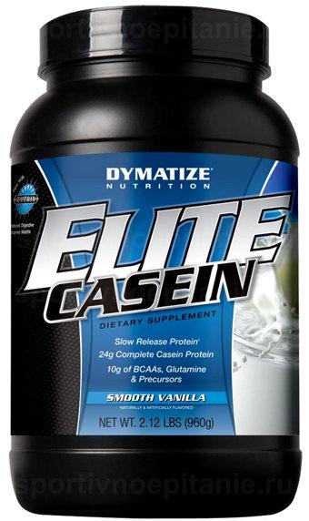 Elite Casein от Dymatize