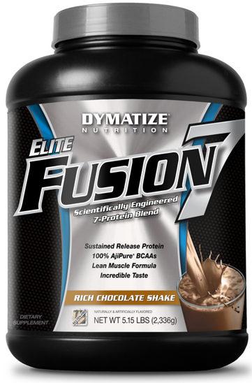 Протеин Elite Fusion 7 (около 53 порций) от Dymatize