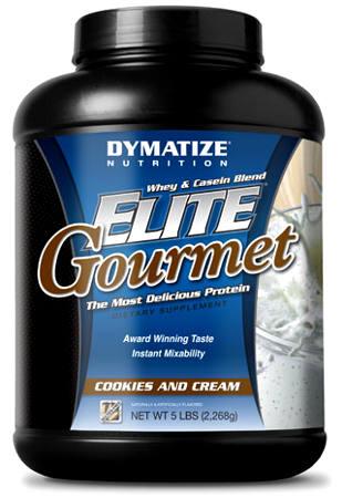 Протеин Elite Gourmet от Dymatize