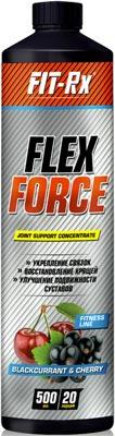 Глюкозамин хондроитин Flex Force Vitalife Line от FIT-Rx