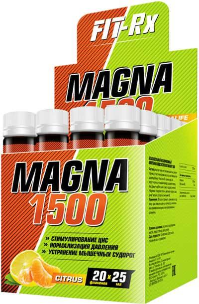 Витаминно-минеральный комплекс Magna 1500 от FIT-Rx