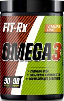 Рыбий жир Omega 3 Vitalife Line от FIT-Rx