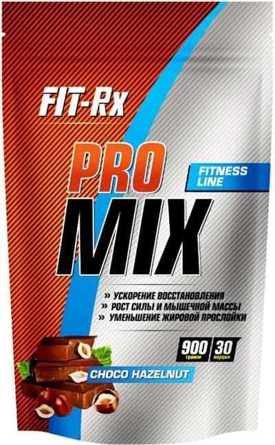 Комплексный протеин Pro Mix от FIT-Rx