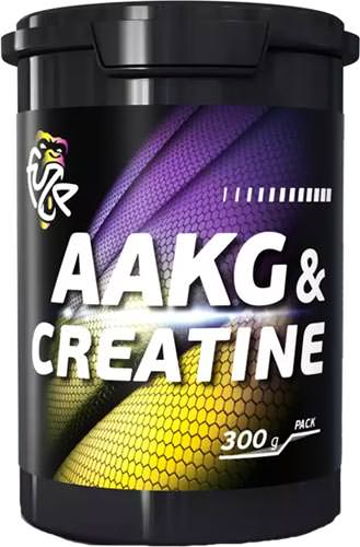 Комплекс аргинина и креатина AAKG + Creatine от Fuze