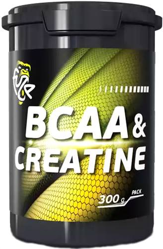 Комплекс ВСАА и креатина BCAA + Creatine от Fuze