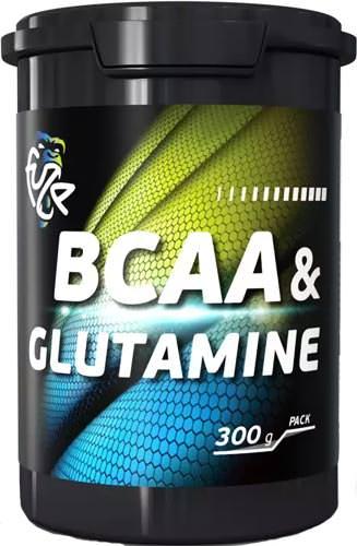 Комплекс ВСАА и глютамина BCAA + Glutamine от Fuze