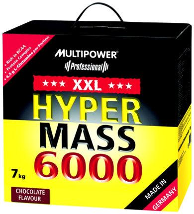 Гейнер Multipower Hyper Mass 6000