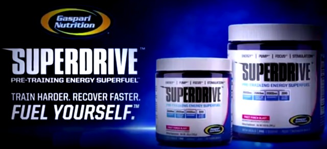 SuperDrive от Gaspari