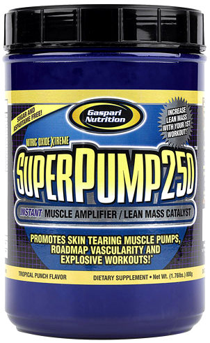 SuperPump 250 от Gaspari